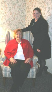 Dana_and_grandma