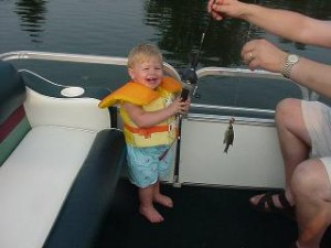 sean's_1st_fish